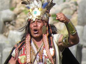 Inti Raymi Inca