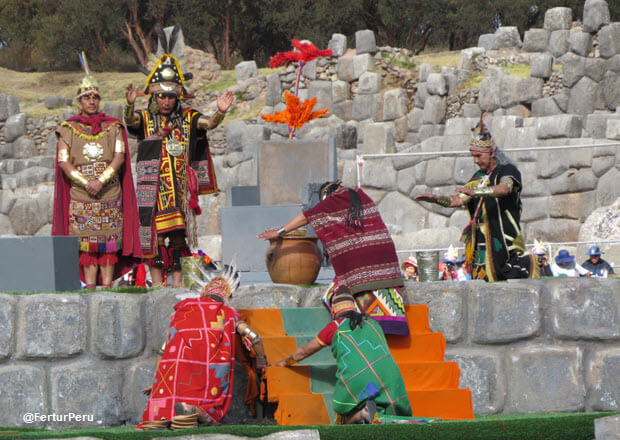 Payment to Mother Earth (Pachamama)