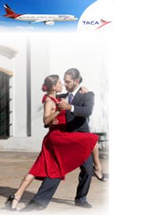 The elegant Tango of Buenos Aires, Argentina