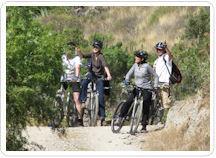 Una aventura en bicicleta de montaña que desciende desde los andes a la Amazonía