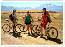 Cusco small group bike tour