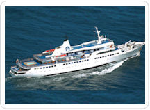 Experience a Galapagos Islands cruise of a lifetime aboard the M/V Galapagos Legend.