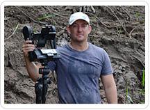 Jeff Cremer, fotógrafo profesional de nacionalidad estadounidense residente en el Perú