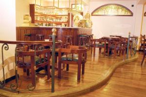 El Cabildo Hotel Arequipa bar