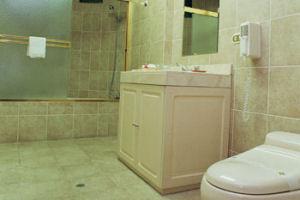 El Cabildo Hotel Arequipa bath