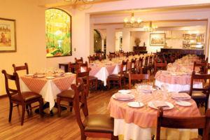 El Cabildo Hotel Arequipa dining