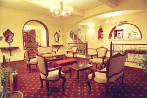 El Cabildo Hotel Arequipa lounge