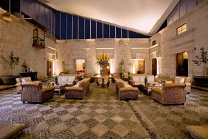 Casa Andina Private Collection Arequipa Lobby