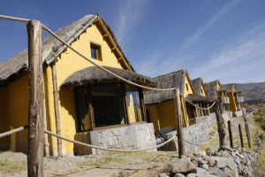 Eco Inn Colca Hotel bungalows