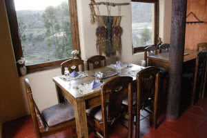 Eco Inn Colca Hotel delicious food
