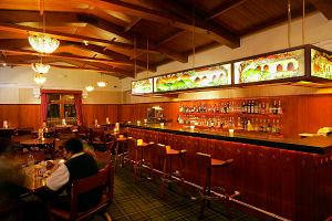 Sofisticado bar del Hotel Libertador Arequipa