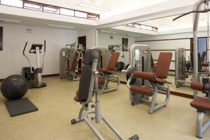 Sala de Fitness en el Hotel Libertador Arequipa