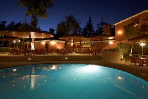 Amplia piscina del Hotel Libertador Arequipa
