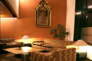Sonesta Posadas del Inca Arequipa lobby lounge