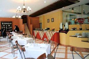 Hatuchay Tower Machu Picchu Hotel Dining