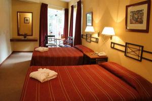 Hatuchay Tower Machu Picchu Hotel double room