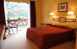 Habitación simple en el Hotel Hatuchay Tower Machu Picchu