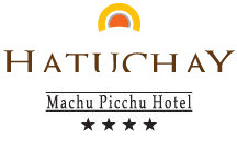 Hatuchay Tower Machu Picchu - Logo