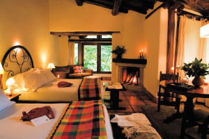 Inkaterra Machu Picchu double room