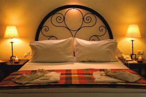 Inkaterra Machu Picchu standard room