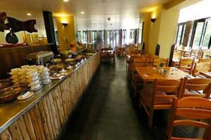 Machu Picchu Sanctuary Tinkuy Restaurant