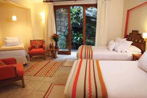 Sumaq Machu Picchu Hotel double room