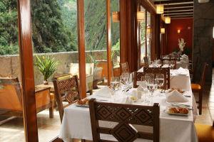 Sumaq Machu Picchu Hotel Qunuq Restaurant