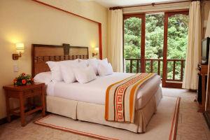 Habitacion simple del Hotel Sumaq Machu Picchu