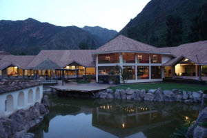 Exterior del Hotel Aranwa Sacred Valley