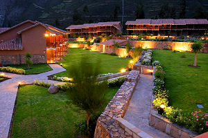 Casa Andina Private Collection Sacred Valley night view