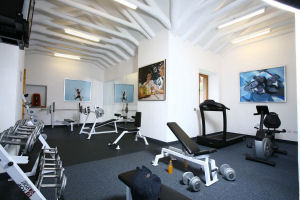 Casa Andina Private Collection Sacred Valley fitness room