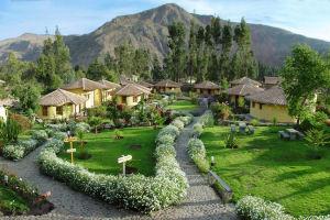Exterior del Hotel Sol y Luna Lodge y Spa -Valle Sagrado de los Incas