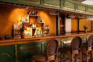 Bar del Hotel Sonesta Posadas del Inca Yucay en el Valle Sagrado de los Incas