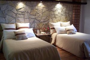 Preciosa habitación doble del Sonesta Posadas del Inca