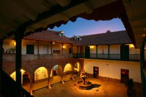 Casa Andina Private Collection Cusco Balcony
