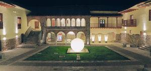 Exteriores del Hotel Casa Cartagena & Spa