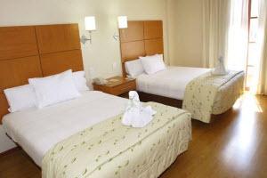 Eco Inn Cusco double room