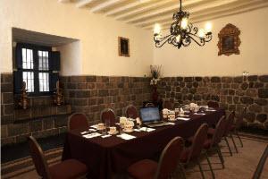 Comerdor principal del Hotel Libertador en Cusco