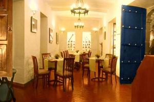 Novotel Cusco Hotel La Cave Restaurante