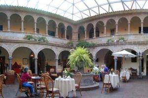 Novotel Hotel Cusco Cote Jardin Restaurante
