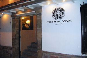 Tierra Viva Hotel en Cusco, ubicado muy cerca de la Plaza de Armas