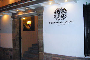 Tierra Viva Hotel Cuzco Plaza a short distance from Cusco's Plaza de Armas