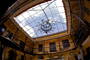tierra viva hotel cusco plaza patio skylight