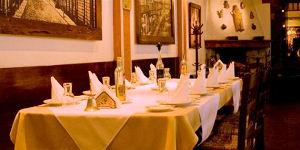 Restaurante del Hotel Ariosto