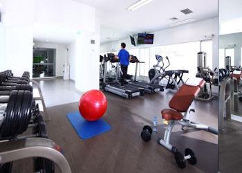 Casa Andina Select Hotel - Miraflores, Gym