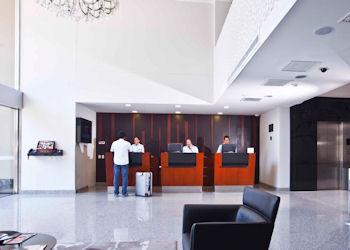 Casa Andina Miraflores Select lobby