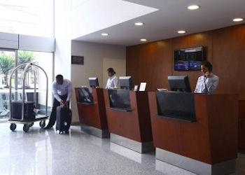 Casa Andina Miraflores Select Reception