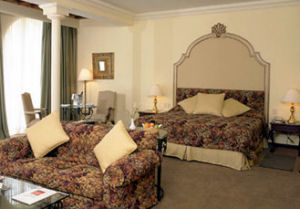 Country Club guest room