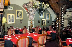 El Condado Miraflores Hotel & Suites comedor