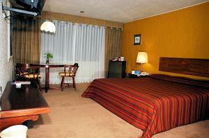 El Condado Miraflores Hotel & Suites habitación estándar